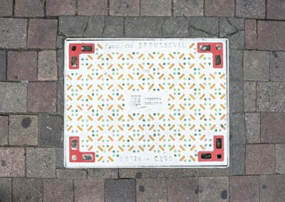 Charlie Devier, Regards de chaussée, Bordeaux, 2019 - © Fab Enero - Courtesy BAM projects