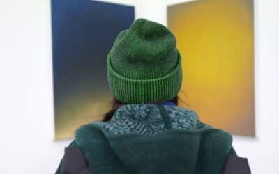 Vernissage : peacock song – Emmanuelle Leblanc